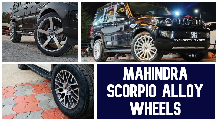 Mahindra Scorpio Alloy Wheels: Here Are Top 5 Best Looking Designs