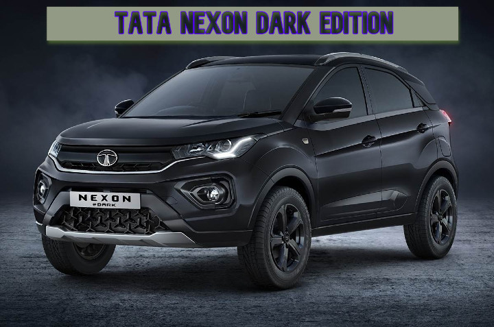 Tata Nexon Dark Edition Launched: Check All Details Here