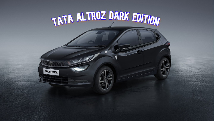 Tata Altroz Dark Edition Launched: Check All Details Here