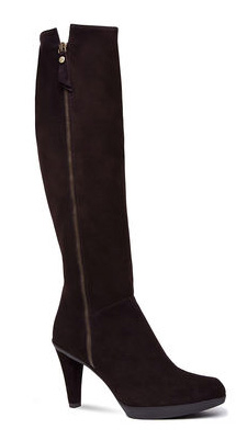 Kate Middleton Stuart Weitzman Zipkin Boots