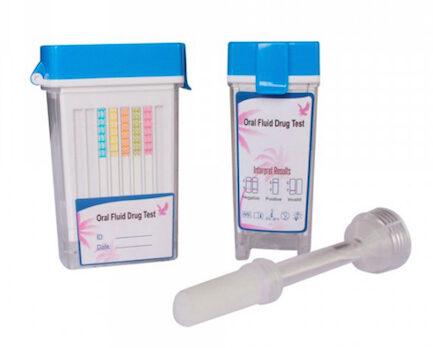 Multi-Panel and Single Oral Fluid Drug Tests