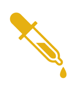 Icon of a drop of sample liquid