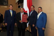 Pleno legislativo ratifica nombramientos en zona de Barú