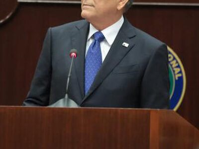 Presidente Laurentino Cortizo rinde informe a la nación