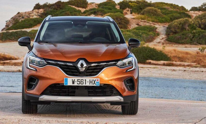 Lanzan la nueva generación del auto Renault Captur, se impone en España