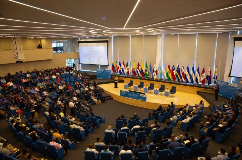 Inauguran el Foro Internacional de Salud y Seguridad en el Trabajo