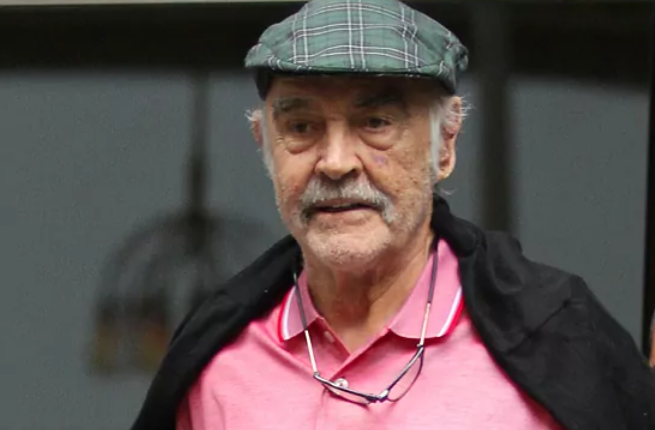 Fallece el actor Sean Connery, el famoso James Bond