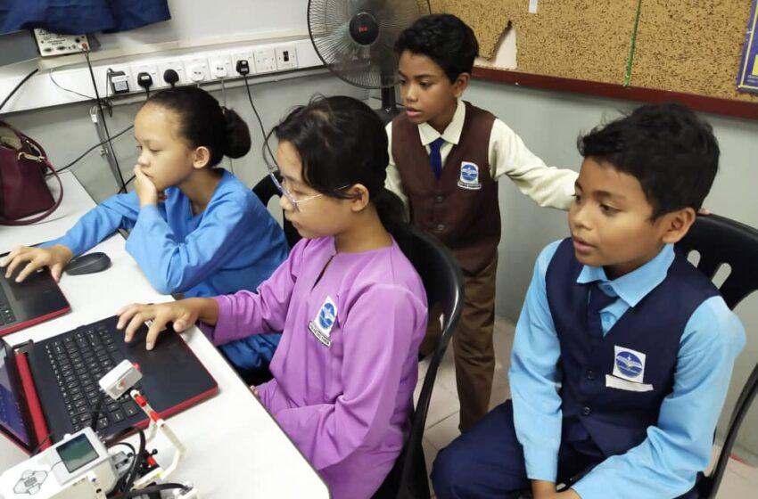 Olimpiada Mundial de Robótica con plataforma virtual desde  Panamá