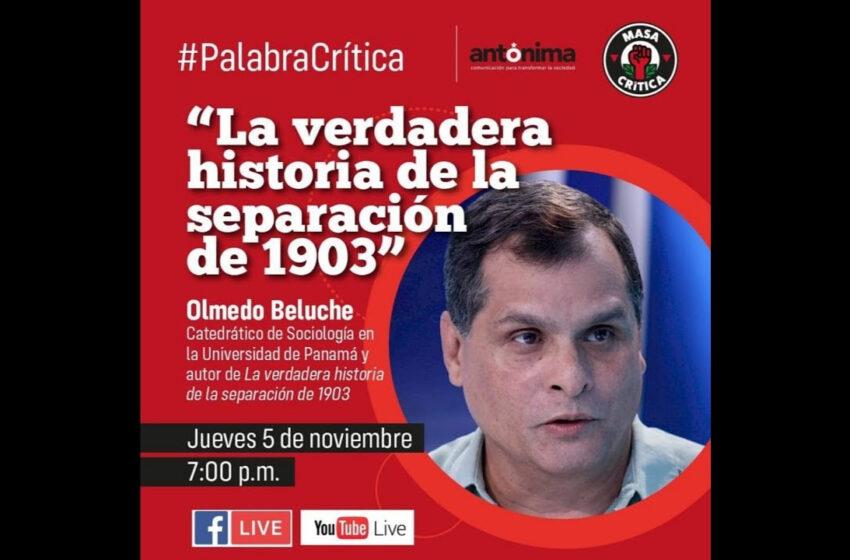 «La verdadera historia de separación de 1903»