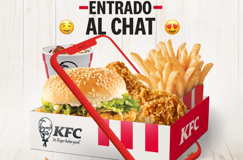 KFC Panamá implementa líneas digitales para sus clientes