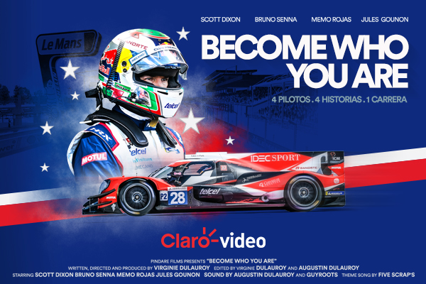 "Memo Roja presenta documental ""Become who you are"""