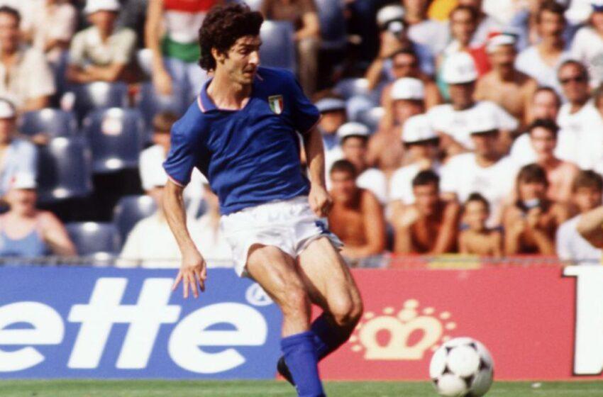 Muere Paolo Rossi, leyenda del fútbol
