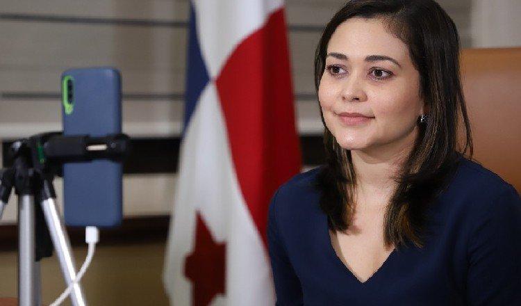 Panamá da pasos importantes en la justicia penal, asegura Ministra de Gobierno