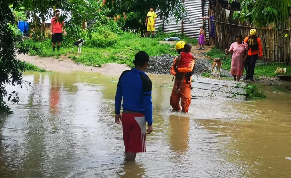 SINAPROC: No hay víctimas, ni desaparecidos por el mal tiempo
