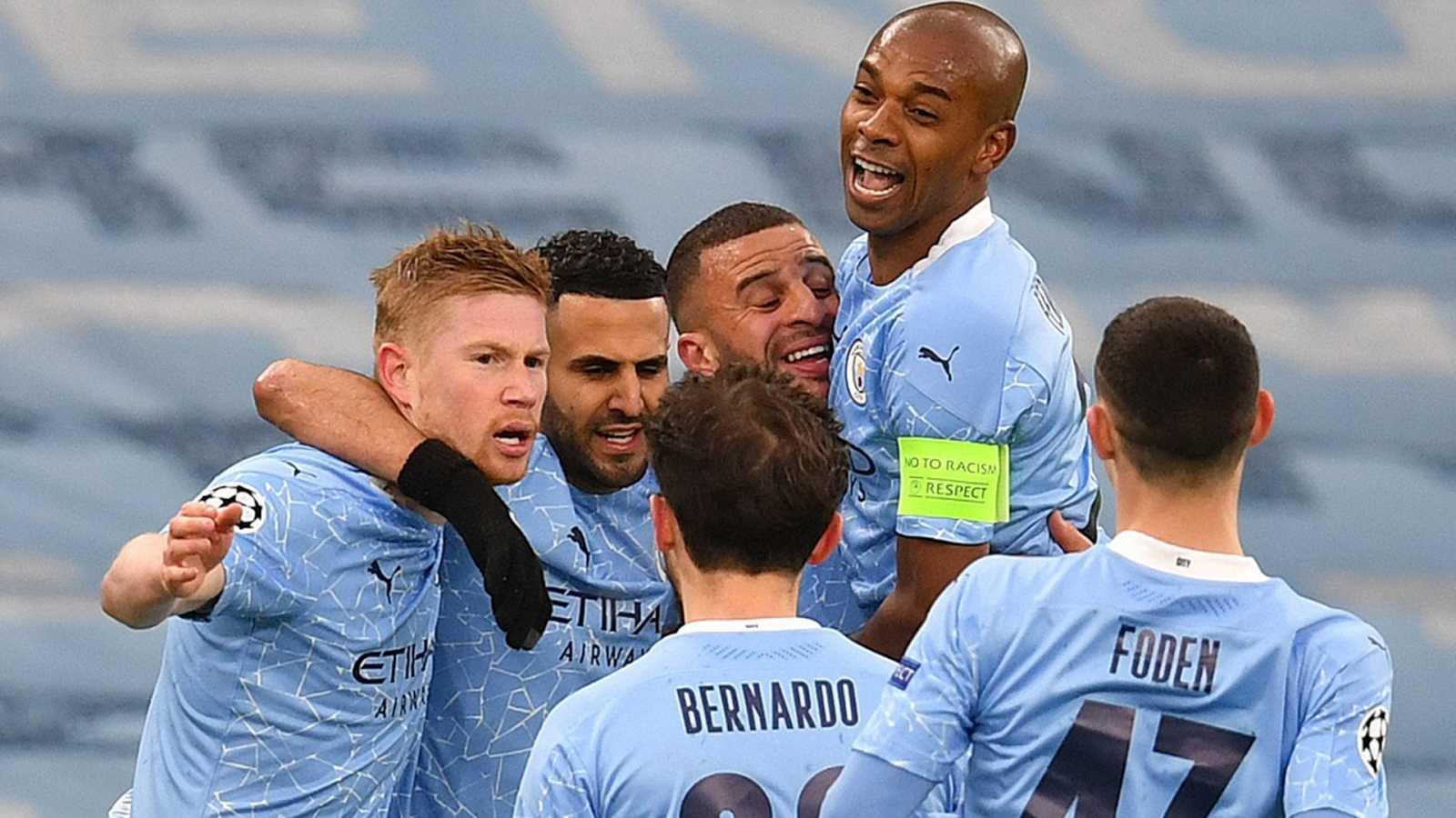 El City se prepara para la final de la Champions, asegura título de Premier League