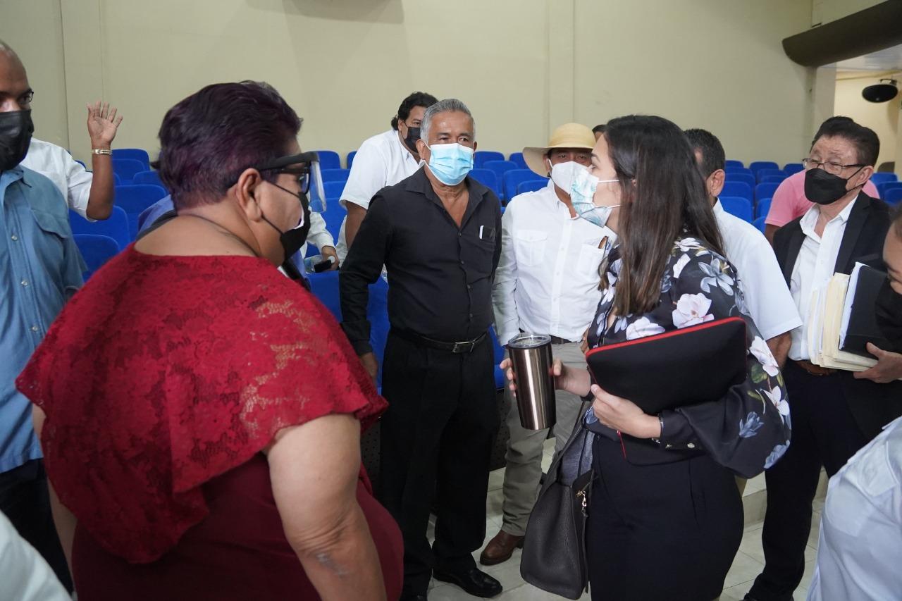 Ministra de Gobierno logra acuerdo con sector del transporte colectivo de Chiriquí