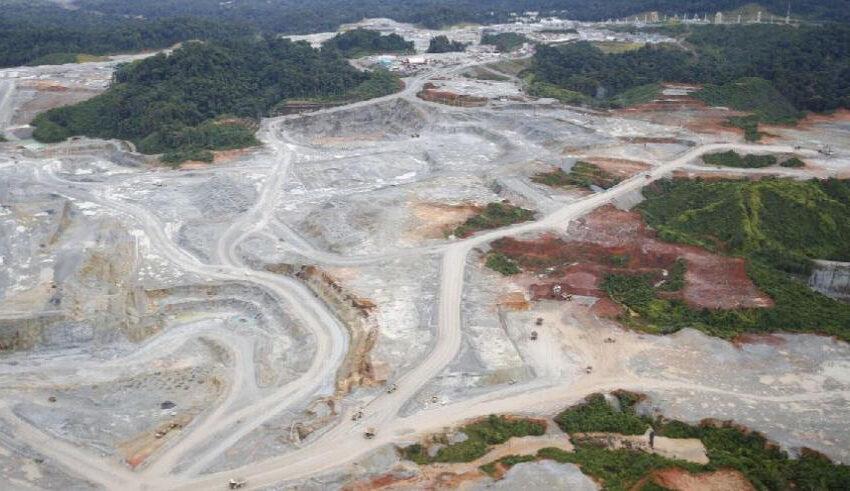 Codicia minera se impone en Panamá