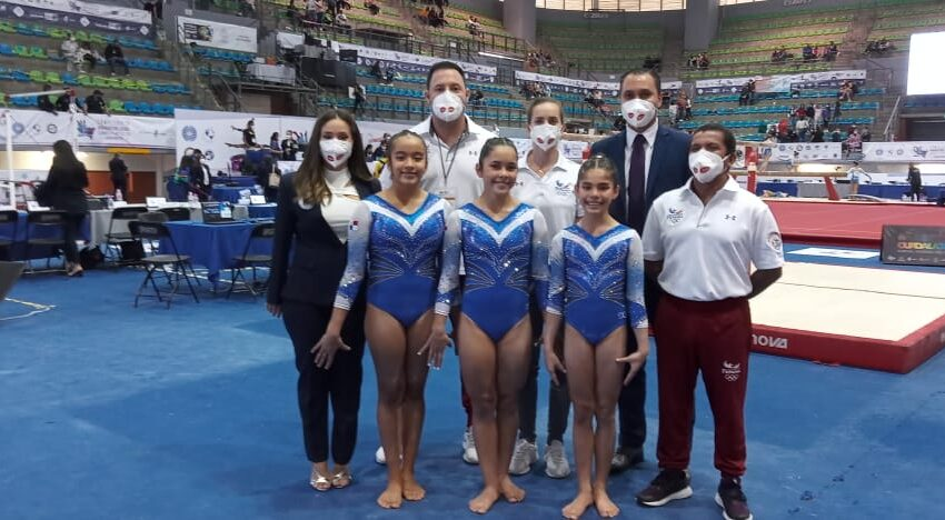Gimnasia panameña clasifica a Panamericanos Juvenil de Cali, Colombia