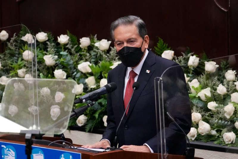 Presidente Laurentino Cortizo anuncia un millón más de vacunas en julio