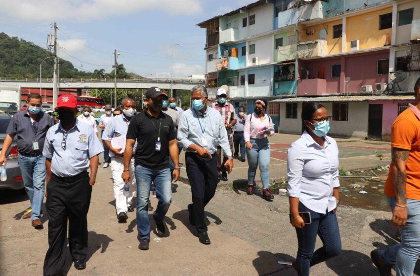 932 familias serán beneficiadas con Recuperando Mi Barrio en Curundú