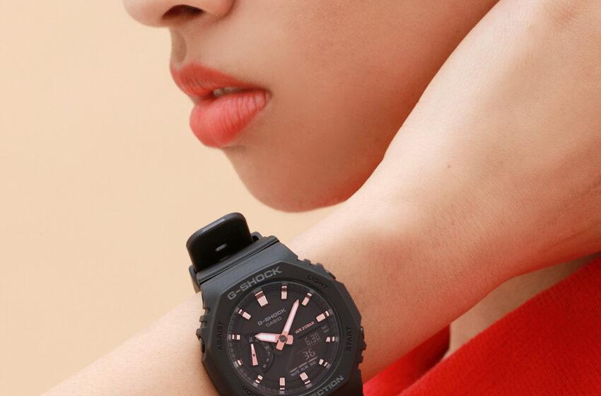 Lanzan nueva tecnología de reloj G-SHOCK,  resistente al agua