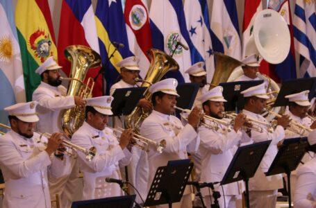 Panamá y Costa Rica unen fuerza por la cultura, Banda Republicana ya esta lista