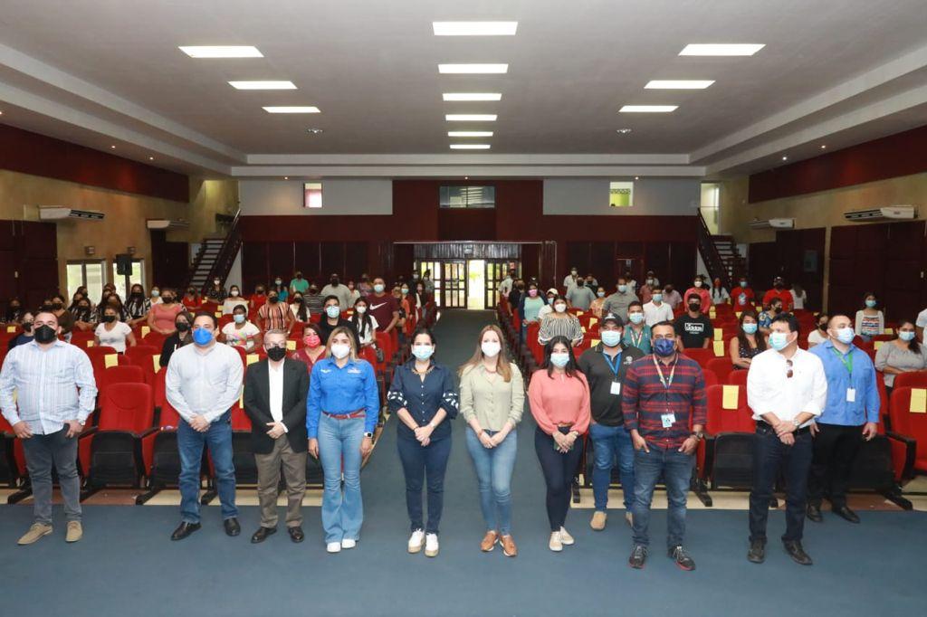 Líderes juveniles se reúnen en Azuero, Mides y PNUD apoyan cabildos abiertos