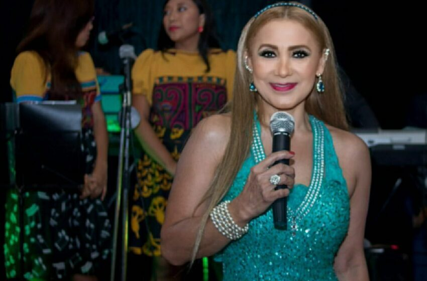 Periodista Flor Lizondro regresa a la radio, luego de una cirugía de Corazón Abierto