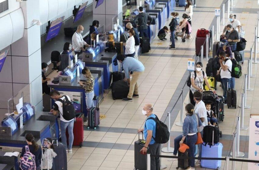 Se incrementa flujo de pasajeros en el Aeropuerto Internacional de Tocumen