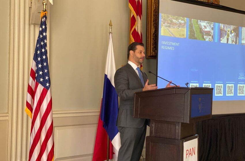 Misión oficial de Panamá atraerá nuevas inversiones de EE.UU.