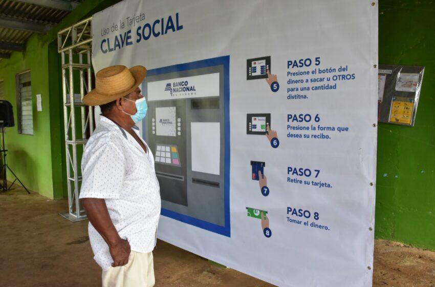 Mides anuncia los pagos por las tarjetas clave social