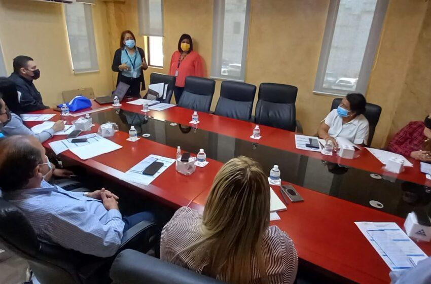 SIACAP fortalece vínculos con la Alcaldía de Santiago