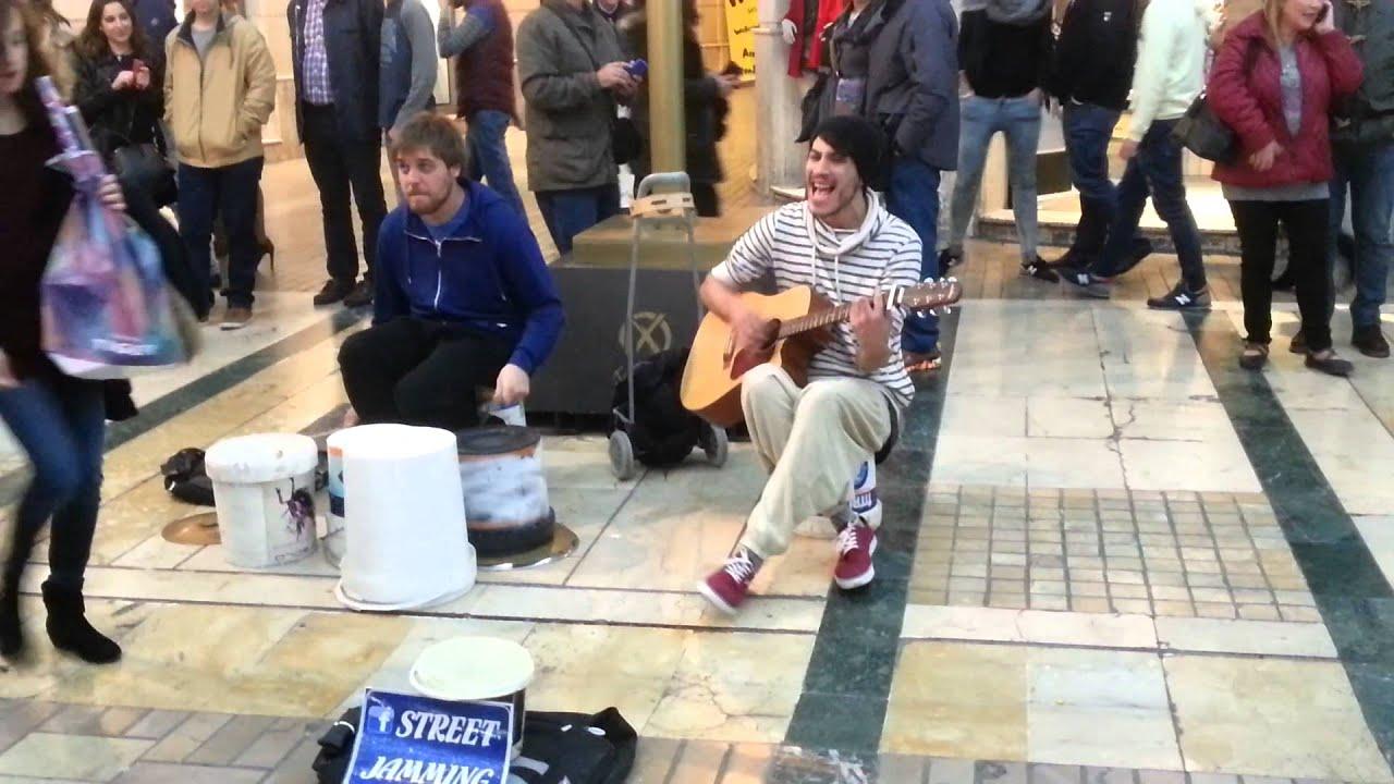 Sonidos callejeros de Nueva York