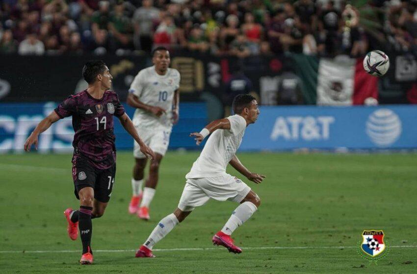 México y Panamá empatan en las eliminatorias hacia Mundial Qatar 2022