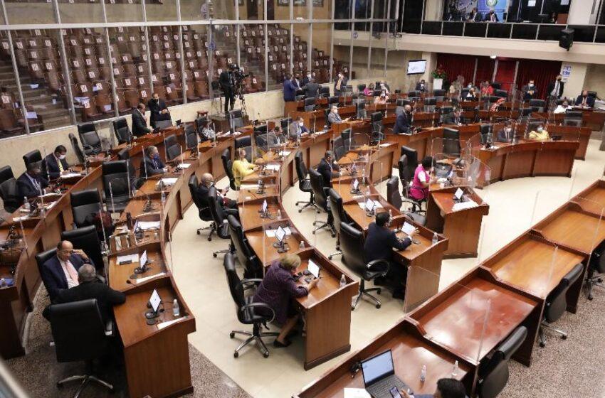 Aprueban proyecto de reforma electoral tras aceptar el veto del presidente Cortizo