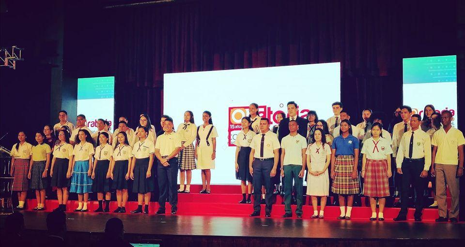 Eligen 45 estudiantes para el Concurso Nacional de Oratoria