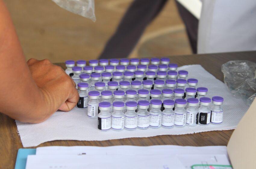 11 mil 559 privados de libertad ya tienen su dosis contra la Covid-19