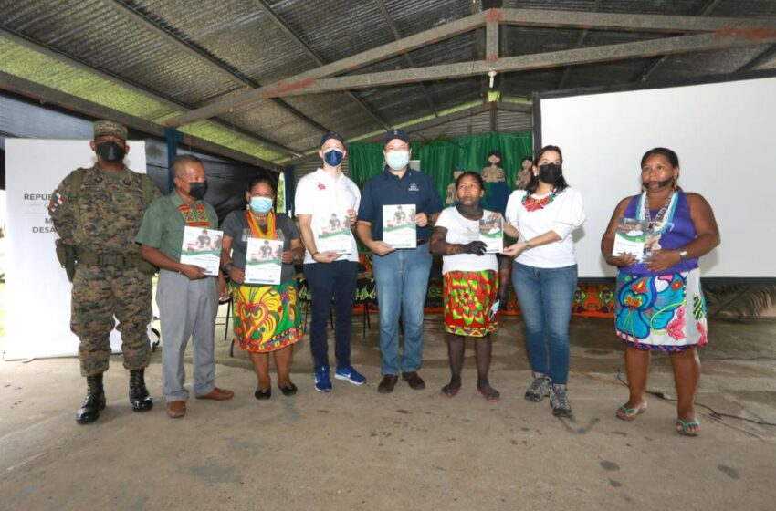 Lanzan proyecto de granjas avícolas y agrícolas en la Comarca Kuna de Madugandí