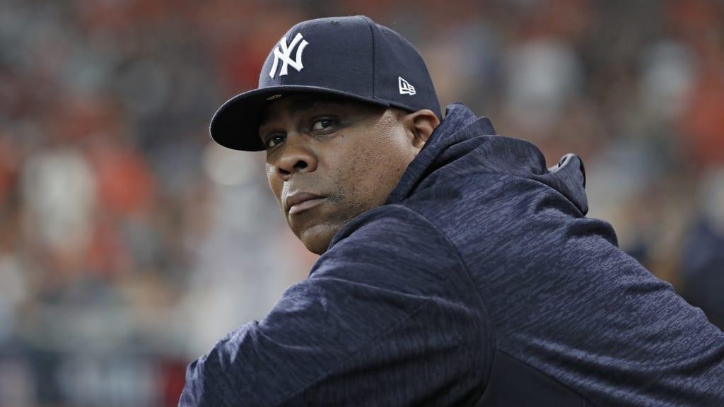 Yankees despiden al bateador Marcus Thames