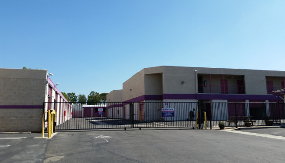 Arovista Self Storage Units