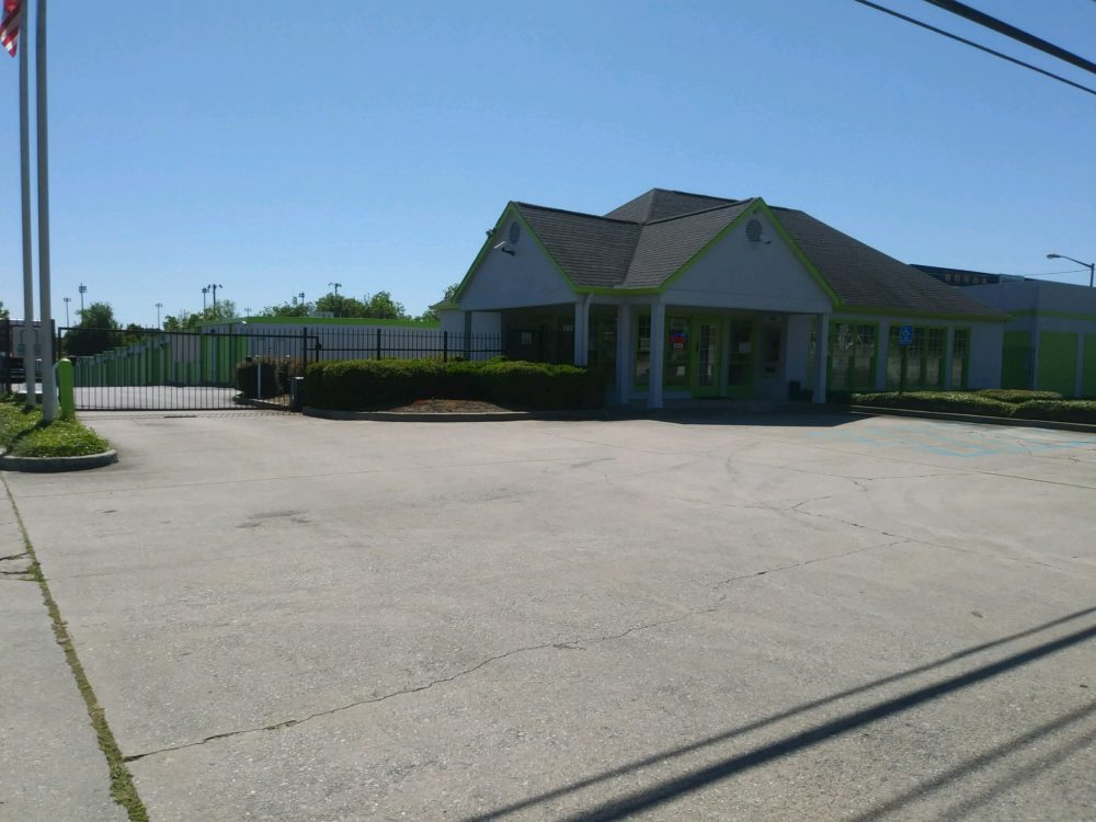 Store Here Self Storage Macon GA Facility Exterior