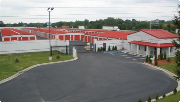 Store Here storage facility exterior