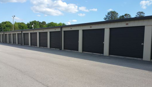 Store Here Self Storage Lanett, AL Drive-Up Storage Units