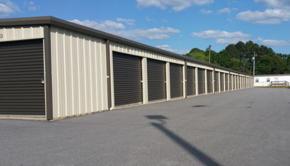 Store Here Self Storage Lanett, AL Drive Up Storage Units