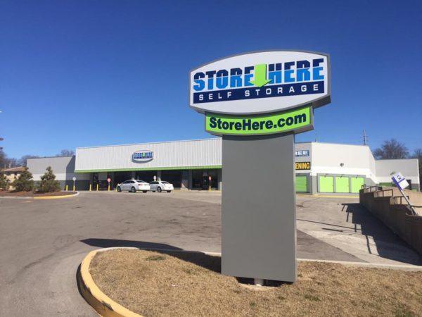 Store Here Self Storage Jennings MO Facility Exterior