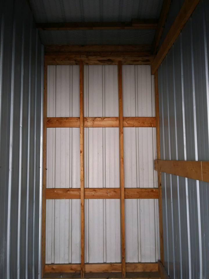 Eminence Self Storage Inside Storage Units