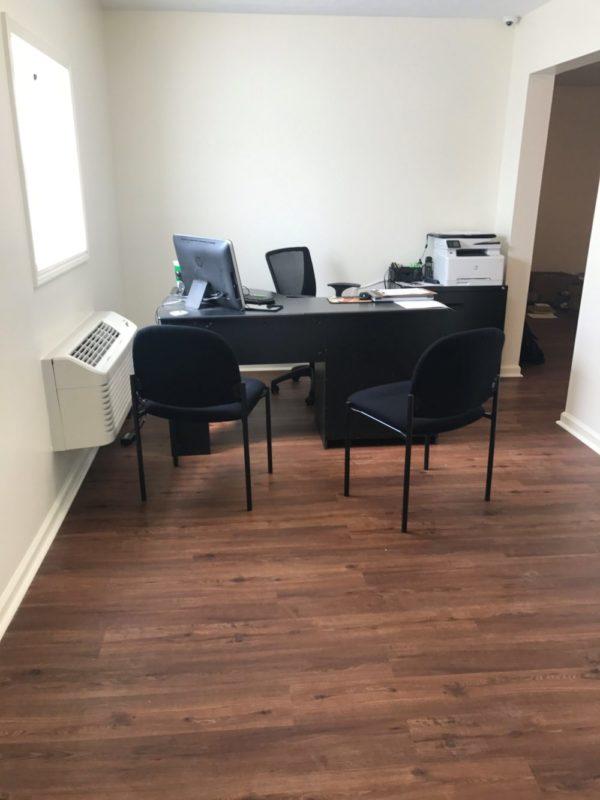 Eminence Self Storage Facility Office