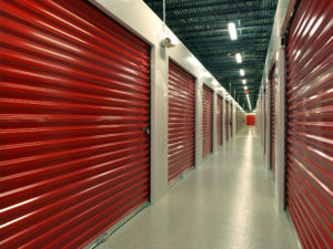 Indoor Storage Units at Store Here