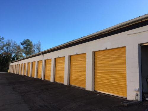 Macon Storage Center Drive Up Storage Units