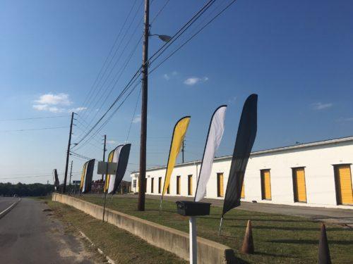 Macon Storage Center Hawkinsville Rd Facility Exterior